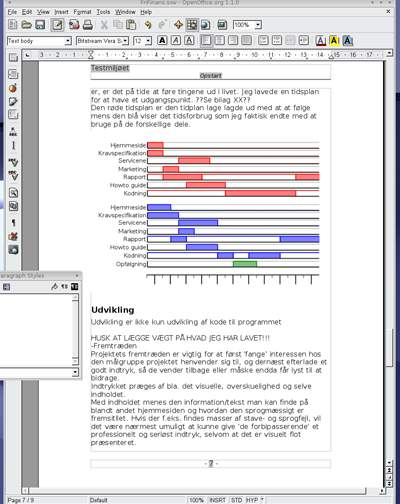 Openoffice-sample